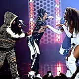 Ciara and Missy Elliott 2018 American Music Awards Video