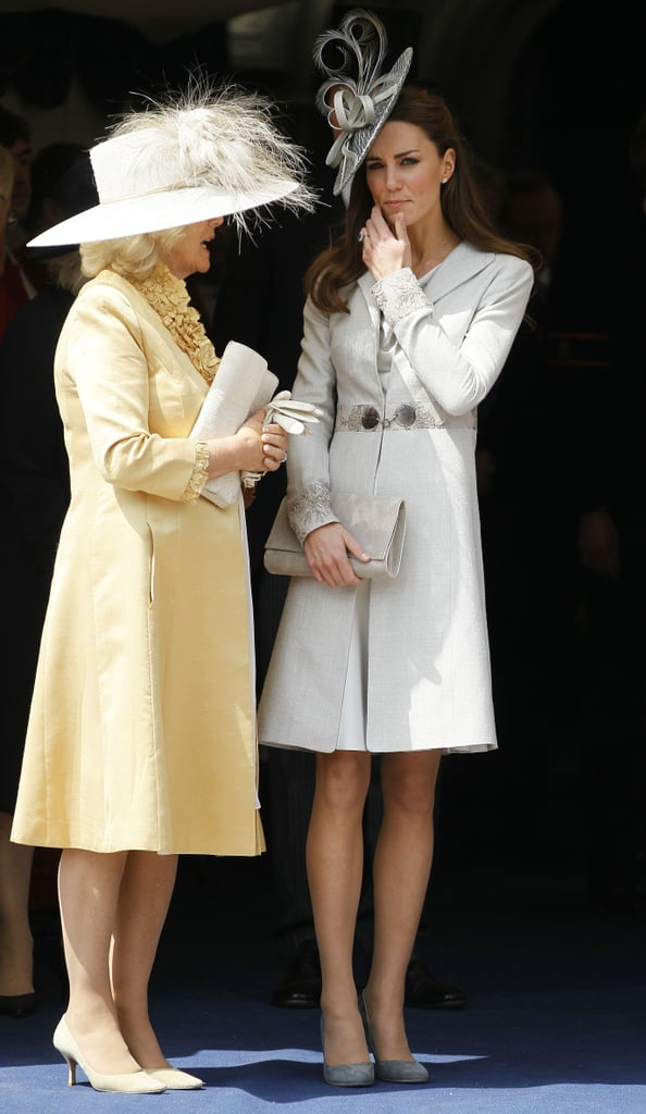 Pictures of William and Kate Middleton at Garter Service 2011-06-13 14:26:23