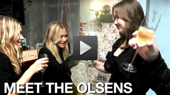 Video of Mary-Kate and Ashley Olsen During Fashion's Night Out