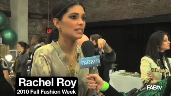 Exclusive Interview with Rachel Roy at 2010 Fall Fashion Week New York