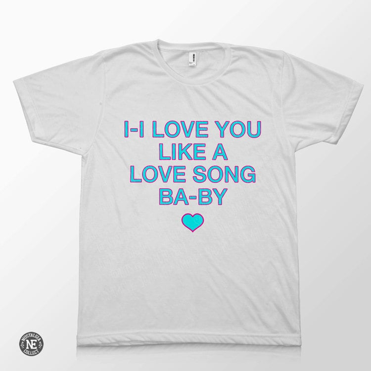 i like you love song baby