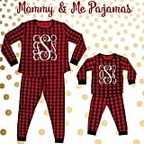 Mommy and Me Christmas Pajamas