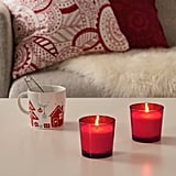 Vinterfest Spices of Winter Scented Candles