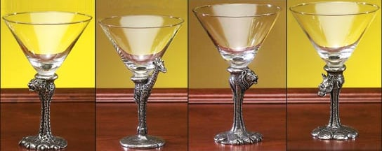 African Safari Martini Glass: Love It or Hate It?