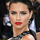 Adriana Lima Is Giving Us Serious Grace Kelly Vibes at the Met Gala