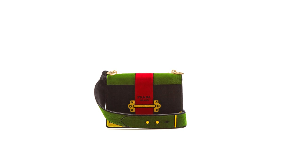 36618910b504 Prada Cartoon Velvet Bag