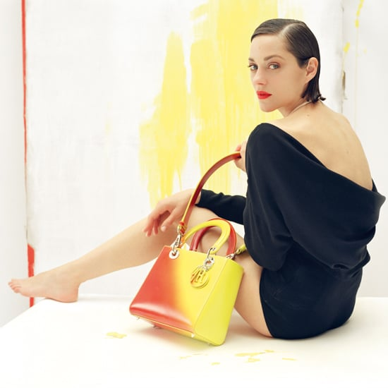 Marion Cotillard Stars In Lady Dior Campaign