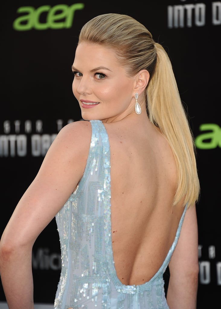 At The Star Trek Into Darkness Premiere Jennifer Morrison