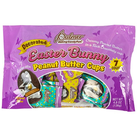 Easter Bunny Peanut Butter Cups