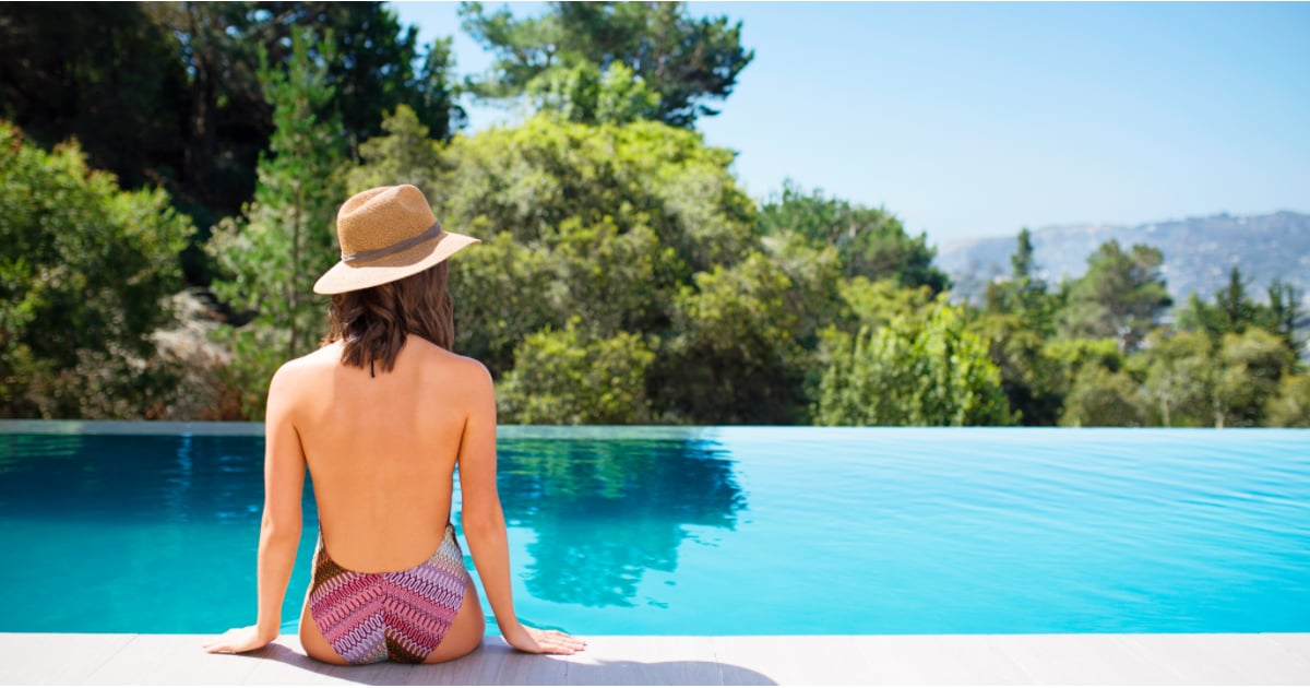 How to keep swimming pools clean popsugar home - Vomiting after swimming in public pool ...