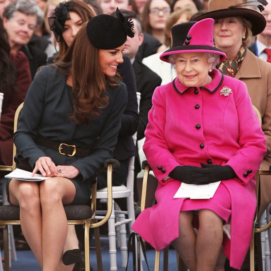Meghan Markle and Kate Middleton's First Outings With Queen