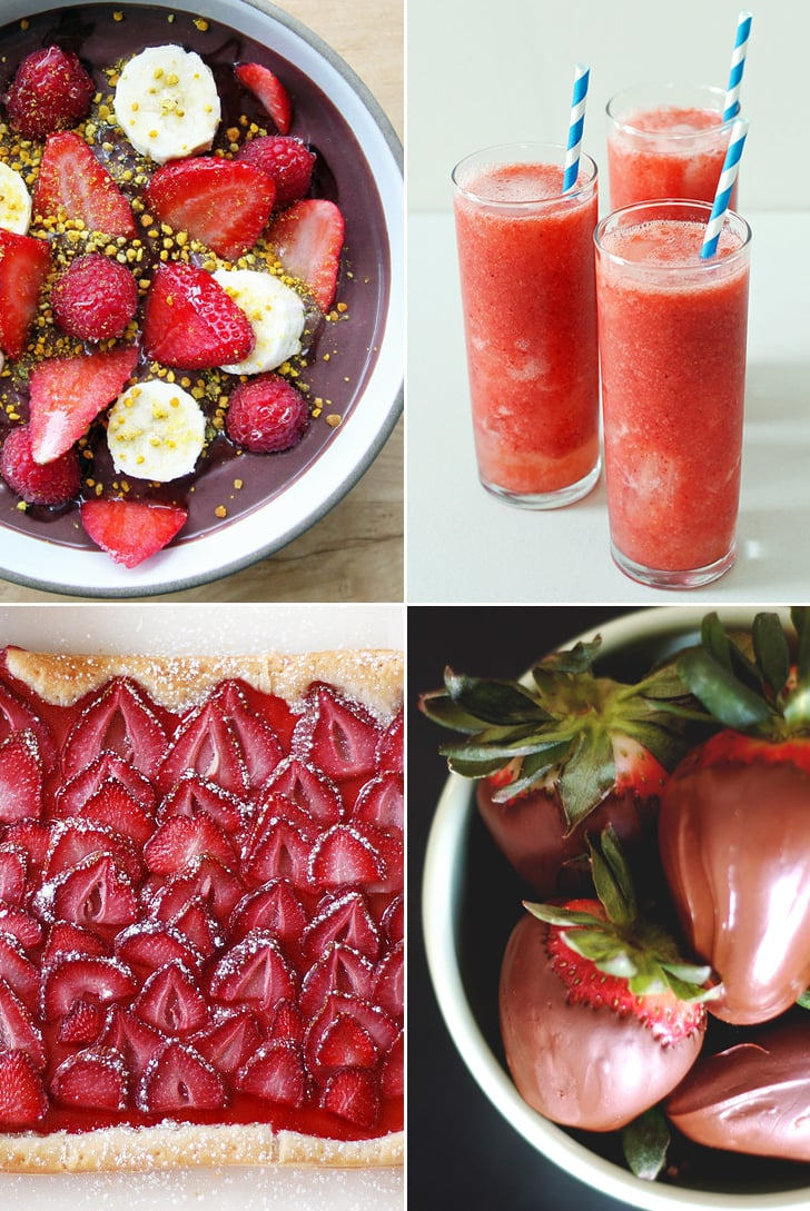 Lose Yourself in the Splendor of 50 Seasonal Strawberry Recipes