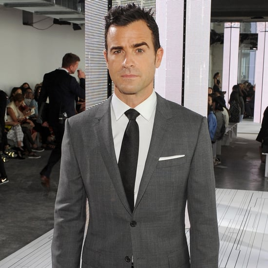 Justin Theroux Talks Brad Pitt and Angelina Jolie's Divorce