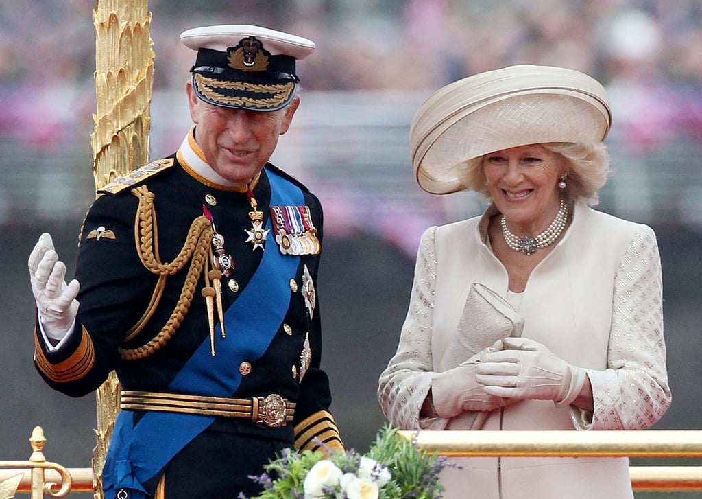 From Charles and Camilla, 2012