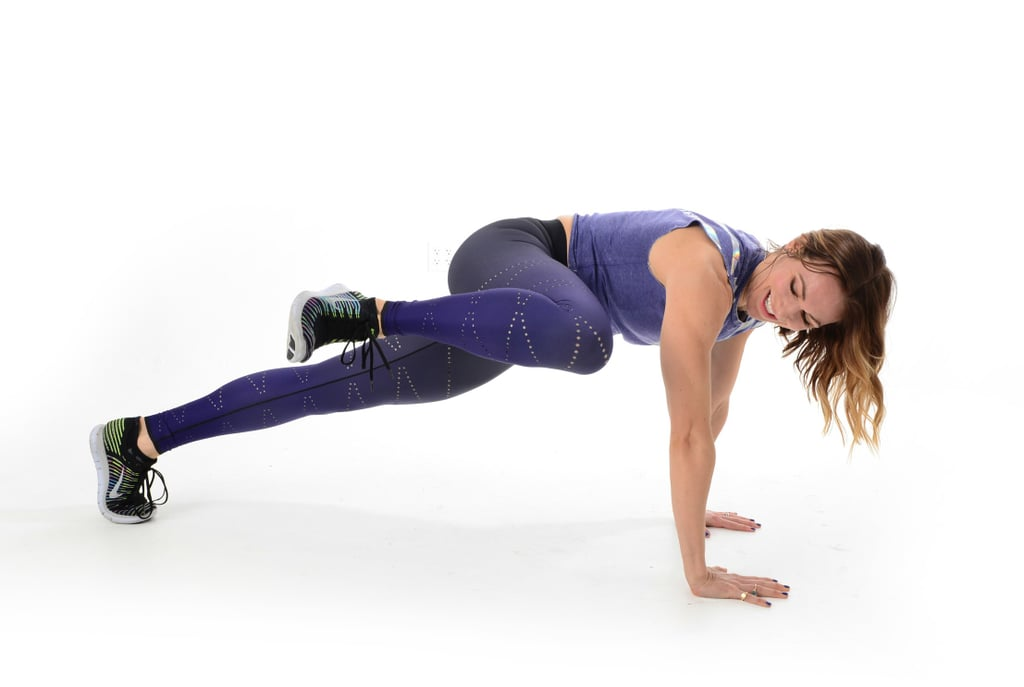 5-Minute Bodyweight Workout From Barry's Bootcamp