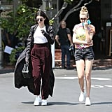 Kendall Jenner and Gigi Hadid Out in LA June 2016