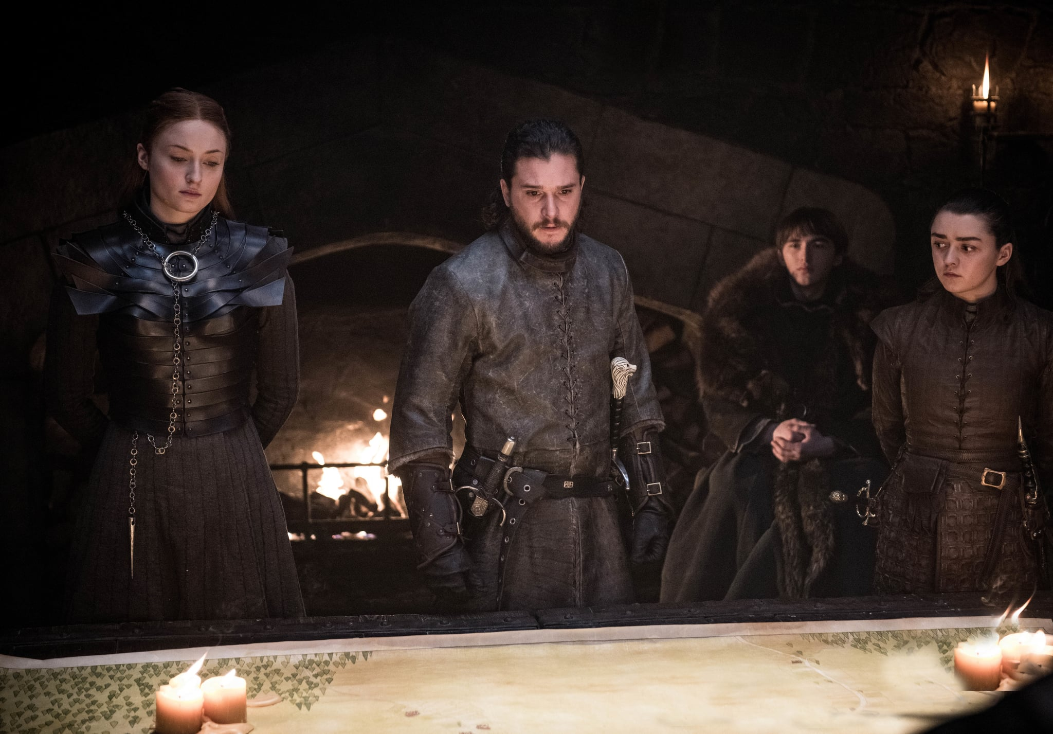 Game of Thrones: Which Starks Are Actually Buried in the Crypts of Winterfell?