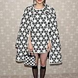 Emma Roberts at the Kate Spade New York New York Fashion Week Show