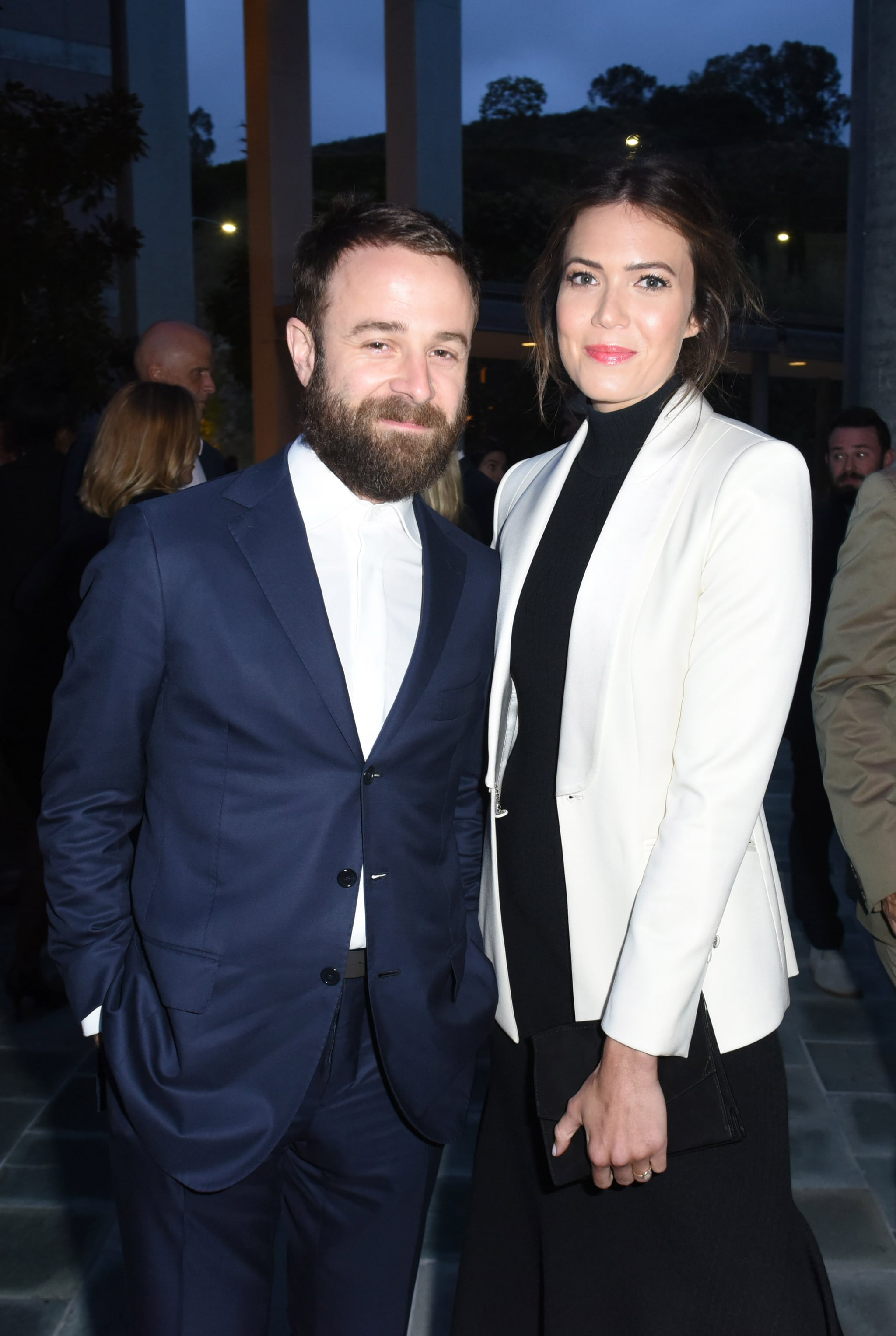LOS ANGELES, CA - MAY 01:  Taylor Goldsmith and Mandy Moore attend Communities in Schools Annual Celebration on May 1, 2018 in Los Angeles, California.  (Photo by Vivien Killilea/Getty Images for Communities in Schools of Los Angeles)