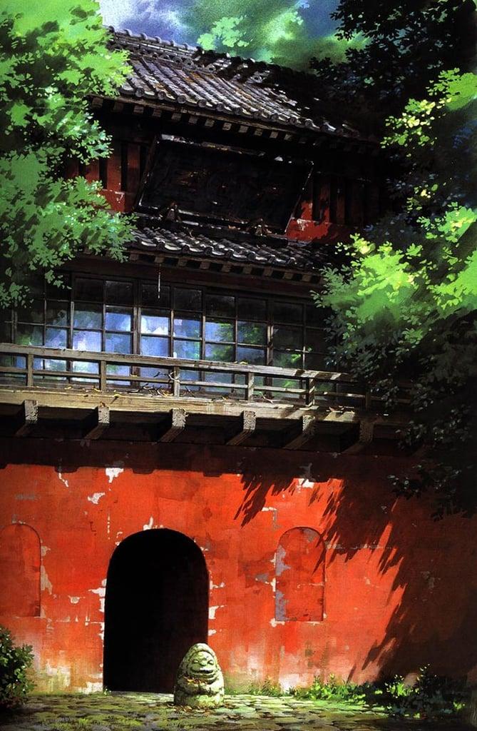 Studio Ghibli Iphone Wallpapers Popsugar Tech