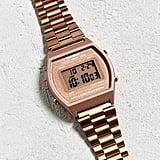 Casio Vintage Digital Clasp Metal Watch