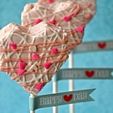 No-Bake Heart Cake Pops