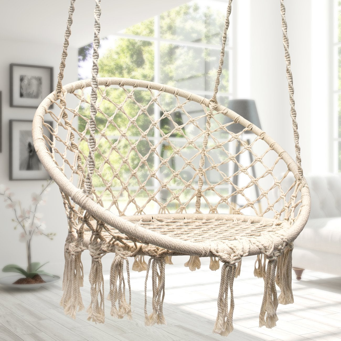 How To Hang A Hammock Chair In Your Room
