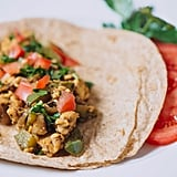 Summer Tempeh Wraps
