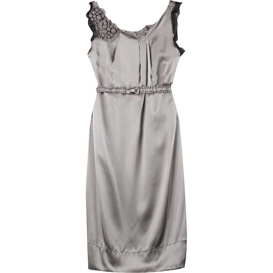 The Look For Less: Vera Wang Charmeuse Shift Dress