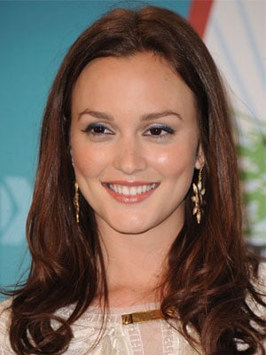 Leighton Meester's Makeup at the 2010 Teen Choice Awards