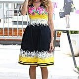 Sarah Jessica Parker at an I Don't Know How She Does It press event in London.