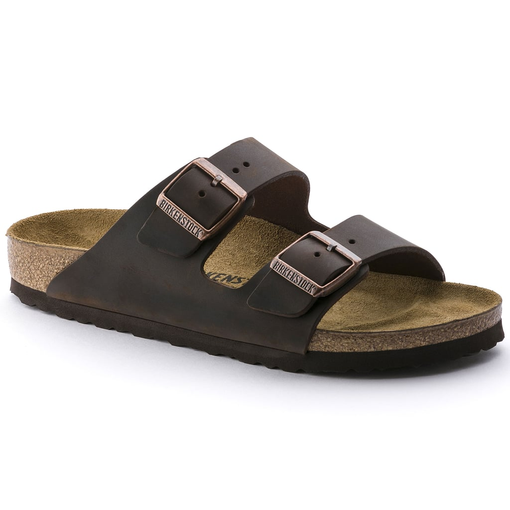 Arizona Oiled Leather Birkenstock