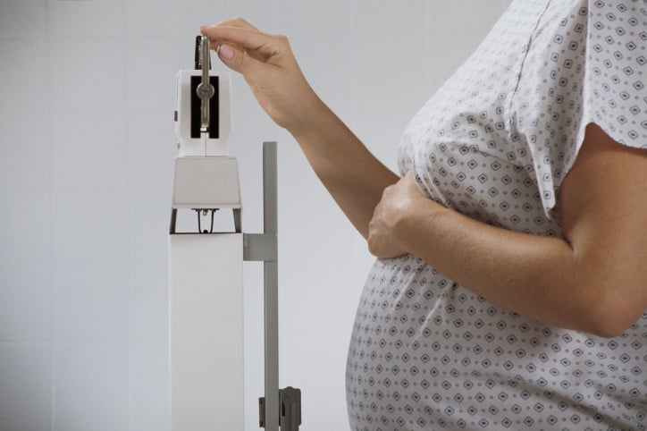Moms Gaining More Weight in Pregnancy