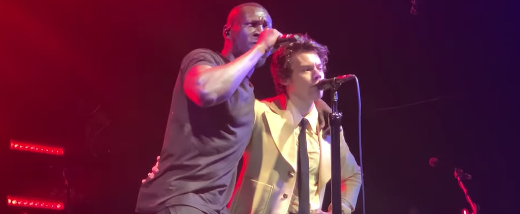 Harry Styles and Stormzy Perform in London 2019