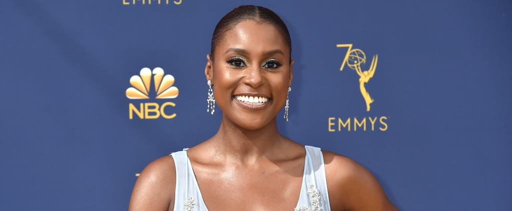 Issa Rae's Dress at the 2018 Emmys