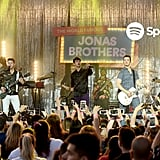 Jonas Brothers Carnival of Happiness With Spotify Pictures
