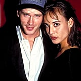Cary Elwes and Lisa Marie at Club USA in 1993