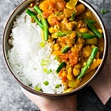 Slow-Cooker Vegan Beans and Rice