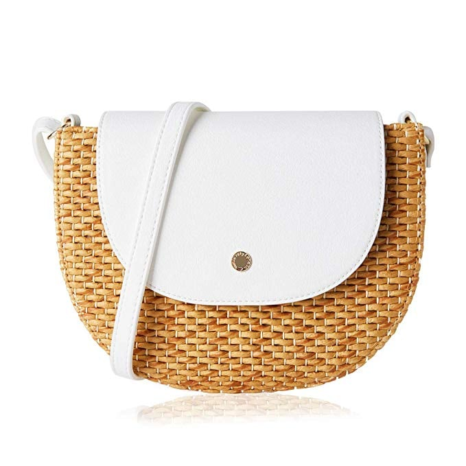 The Lovely Tote Co. Woven Bag
