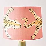 Dana Gibson Leopard Lamp Shade