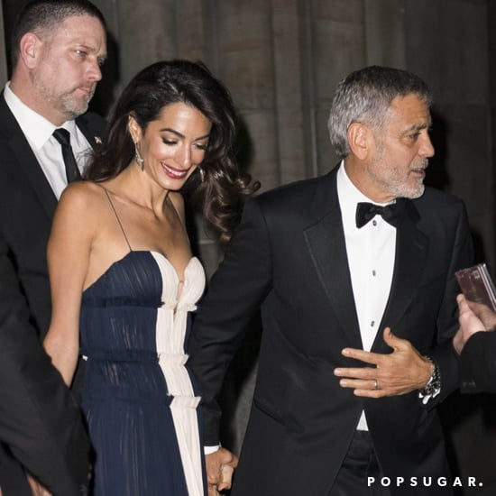 Amal Clooney's Dress at the 2018 UNCA Awards