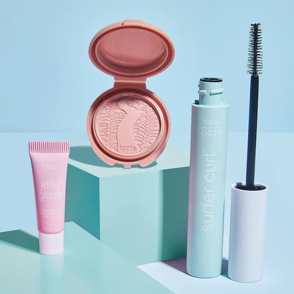 Tarte Sea Fresh-Faced and Festive Must-Haves Set