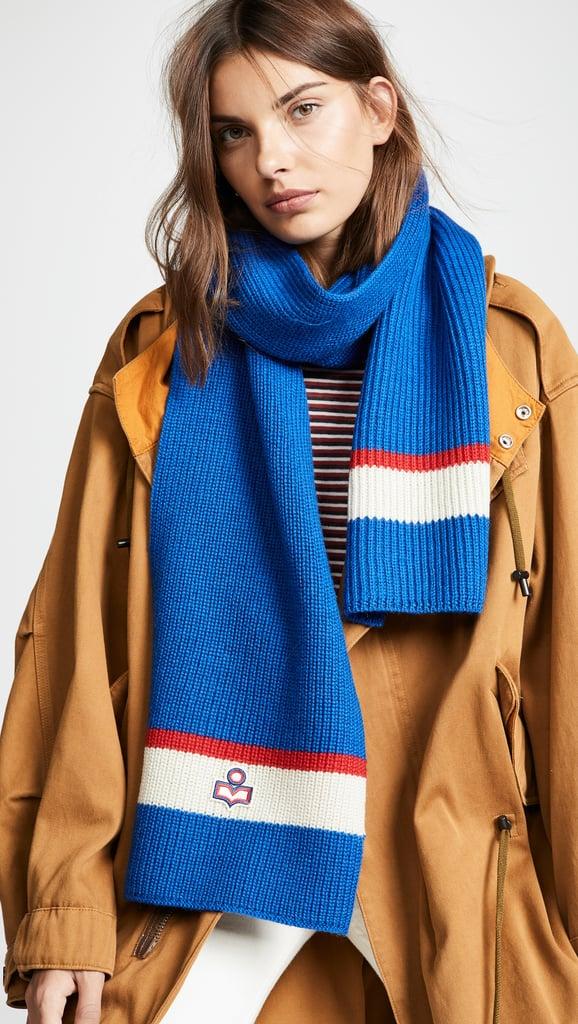 My Pick: Isabel Marant Helona Ski Knit Scarf