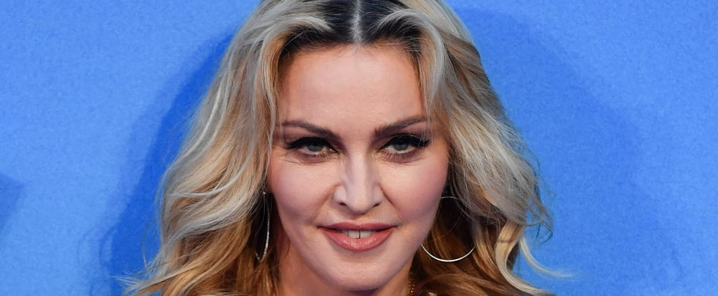 Madonna Talks Feminism, Skin Care, and Faking a Good Night's Sleep