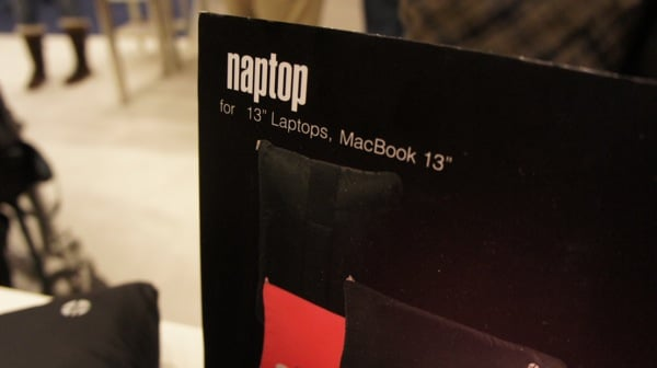 Photos of the NapTop