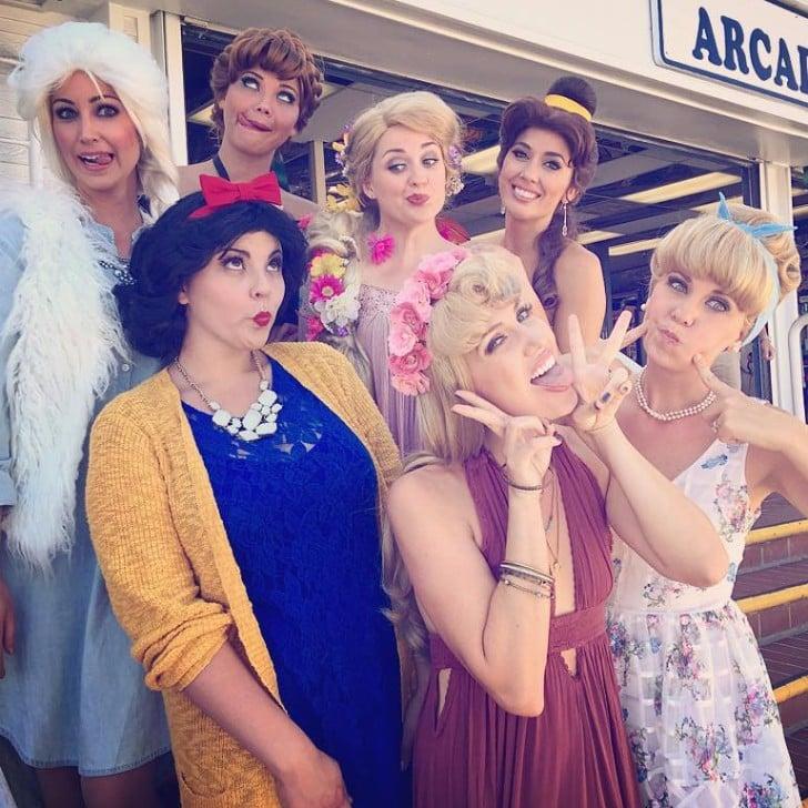Disney Costume Ideas For Groups | POPSUGAR Love UK