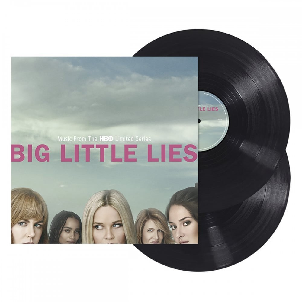 Big Little Lies Soundtrack on Vinyl