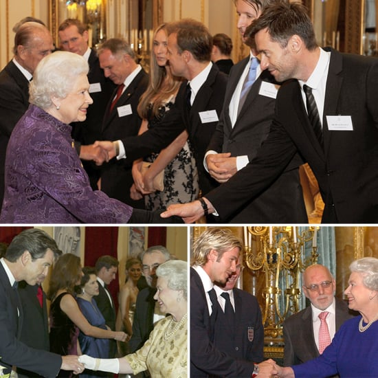 All the Queen's Men: Elizabeth's Encounters With High-Profile Guys
