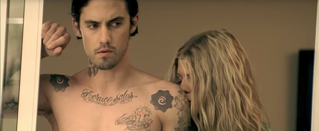 "Milo Ventimiglia in Fergie ""Big Girls Don't Cry"" Music Video"