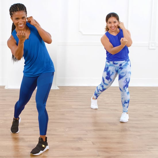 Live Workouts on POPSUGAR Fitness's Instagram, Week of 5/25